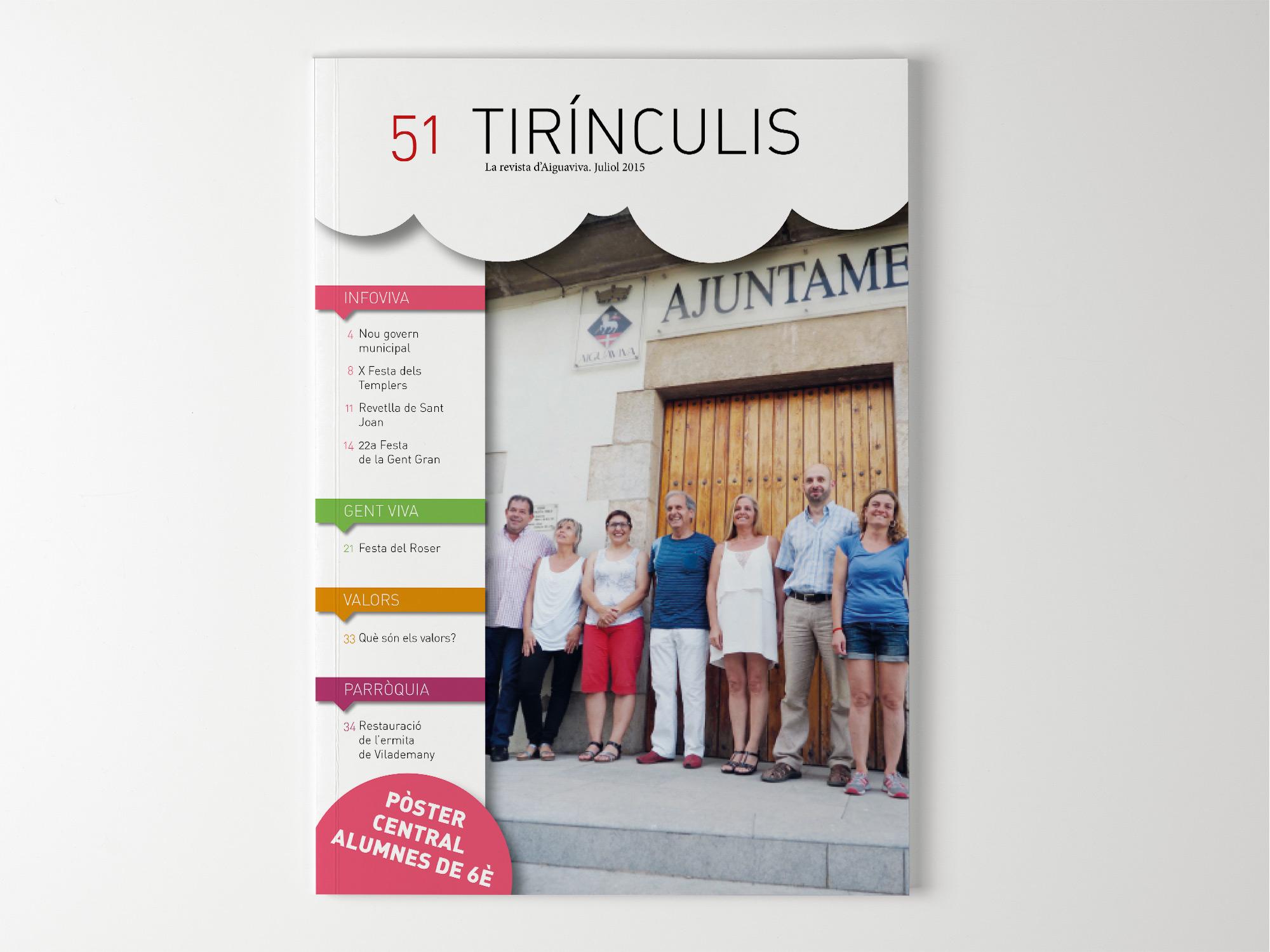 Revista municipal Tirinculis 1