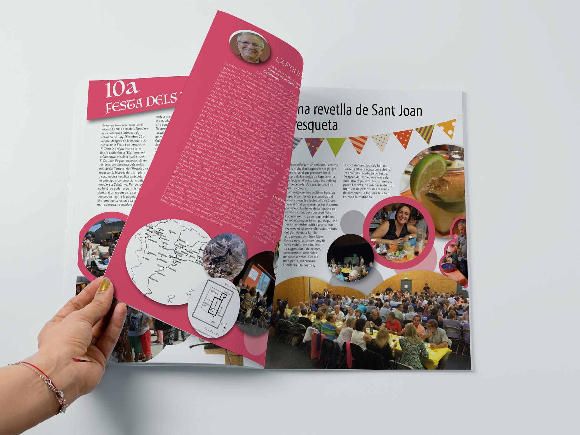 Revista municipal Tirinculis 4