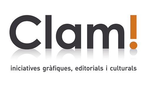 Clam! Logo