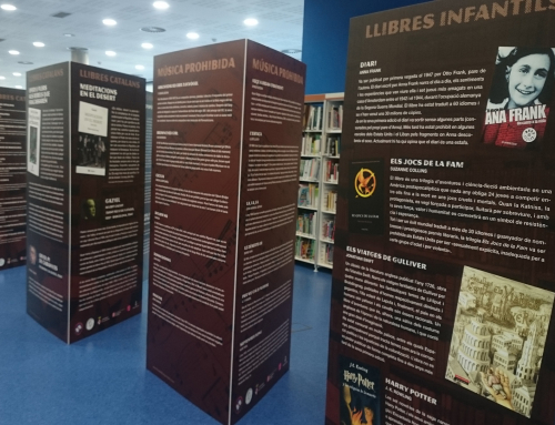 Exposició Llibres Prohibits
