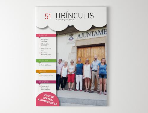 Revista municipal TIRÍNCULIS